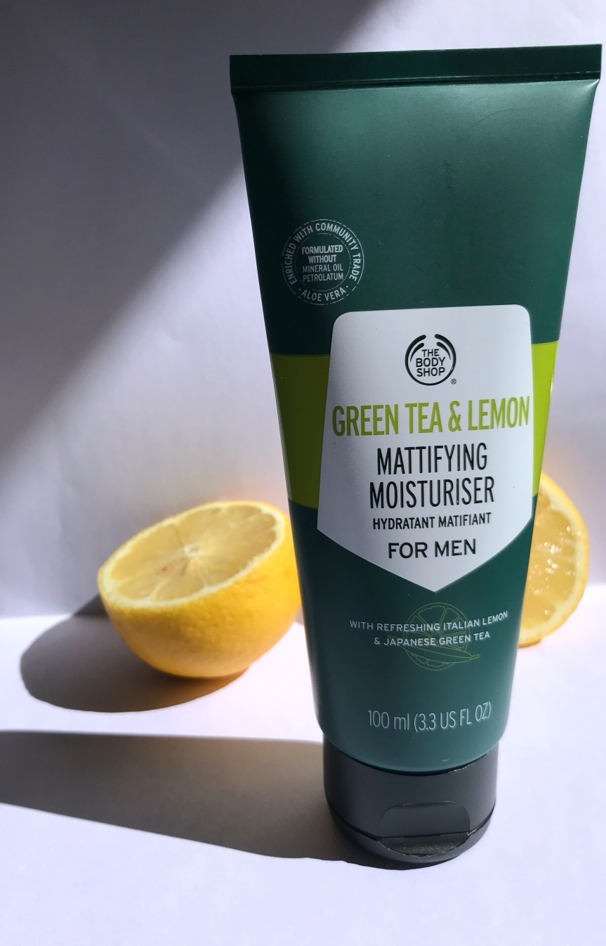 REVIEW: Green Tea & Lemon – The Body Shop