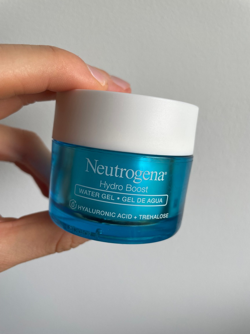 REVIEW: Hydro Boost – Neutrogena (watergel)